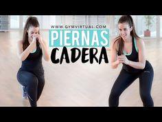 Rutina para reducir parte interna del muslo | Ejercicios de piernas 15 minutos - YouTube