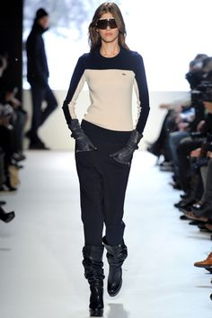 Lacoste Fall 2012 Ready-to-Wear Collection Slideshow on Style.com