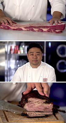 Curso de costela para fazer em casa por Academia da carne Friboi