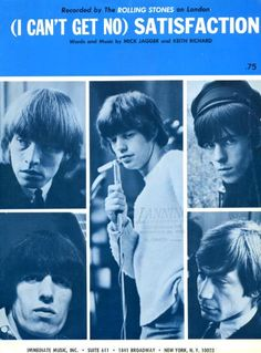 . Please To Meet You, Sympathy For The Devil, Broadway News, Keith Richards, Mick Jagger, His Hands, Rolling Stones, All About Time, Sheet Music