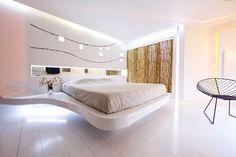 Prachtige suites met een gevoel van sereniteit