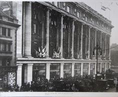 London 1909: boat travel, brain disease and runaway horses