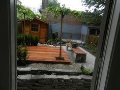 Deze binnentuin in Utrecht is een heerlijke plek geworden! Het is er goed vertoeven voor mens en dier!
