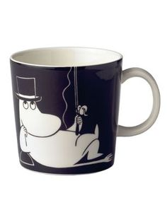 Moomin Mug Papa | Shannon Furniture