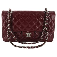 Raspberry patent leather mademoiselle bag #CHANEL other in Patent leather   http://uk.vestiairecollective.com/sac-mademoiselle-cuir-vernis-framboise-chanel,1.shtml  #vestiairecollective