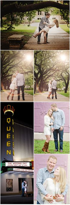 Engagement Photography College Station TX