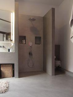 Warum eine Dusche cooler ist als eine Badewanne Why a shower cooler is as a bath Bathroom Toilets, Bathroom Renos, Small Bathroom, Master Bathroom, Master Baths, Shower Bathroom, Bad Inspiration, Bathroom Inspiration, Bathroom Interior Design