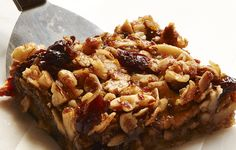 Honey Energy Bars http://www.runnersworld.com/recipes/14-delicious-meals-in-less-than-30-minutes/slide/10