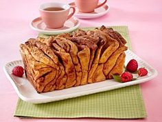 Zimt-Brot Rezept Bread Machine Recipes, Cinnamon Bread, Comfort Food, Apple Pie, French Toast, Breakfast, Ethnic Recipes, Desserts, Butter
