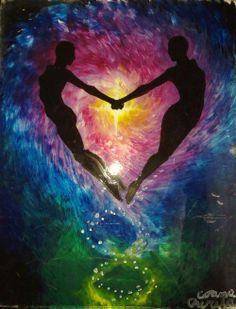 26 Best twin flames images | Soul mates, Twin flames, Twin souls