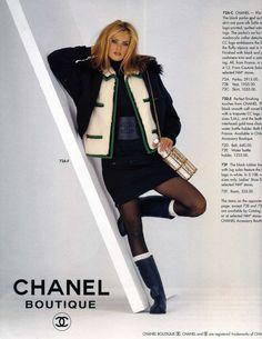 CHANEL - Neiman Marcus 1994 Christmas Book