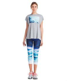 Legging stampati Surf - {10} {11}.