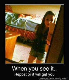 Its freaky if u find what it is O.o