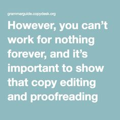 A Quick Guide On Copy Editing  Proofreading  Copy Editing