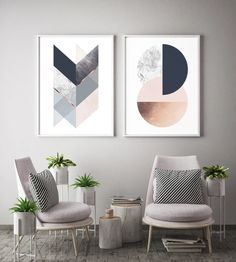 Trendy Ideas For Wall Decor Living Room Canvas Living Room Canvas, Living Room Decor, Dining Room, Bedroom Decor, Traditional Picture Frames, Copper Decor, Geometric Poster, Gravure, Canvas Frame