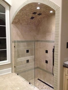 Custom Shower My Husband Made Log Homes Plumbing Bath Room