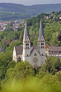 Siegen Germany - ancestral home of the Geisweidts