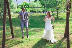 Outdoor Tuscany Hamlet Destination Wedding