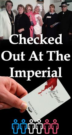Checked Out At The Imperial