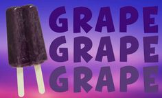 We see Grape in your future!