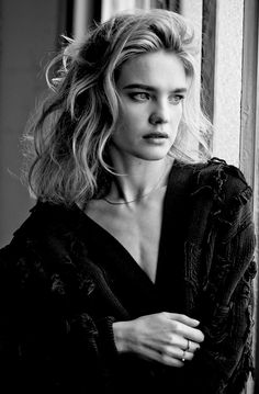 Natalia Vodianova photographed by Matthew Brookes for L'Express styles May 2015