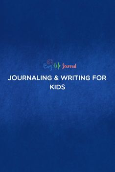 Pin this for quick access to our Journaling & Writing for Kids Pinterest board! Life Journal, Book Journal, How To Express Feelings, Confidence Building, Writing Skills, Pinterest Board, Journaling, Science, Tips