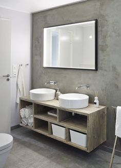 Wonderful And Cozy Modern Bathtub Design Ideas Modern Bathtub, Modern Bathroom Decor, Bathroom Inspo, Neutral Walls, Wall Boxes, Beautiful Space, Double Vanity, Sweet Home, Trends