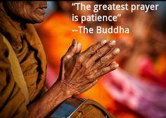 paramitas of buddhism | patience | PJ' Quotes Favs | Pinterest