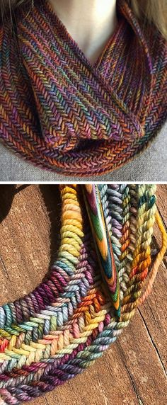 Photos above © nsparks This knitting pattern / tutorial is available for free. Knitting Stitches, Knitting Patterns Free, Knit Patterns, Free Knitting, Outlander Knitting, Bee Embroidery, Knit Basket, Knit Picks, Knitting Accessories