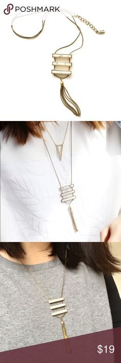 bffd220724db Louis Vuitton Accessories Belts. See more. Tassel Necklace Length  25.5