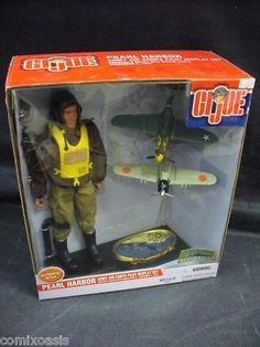 G.I. JOE: PEARL HARBOR ARMY AIR CORPS PILOT DISPLAY SET   eBay