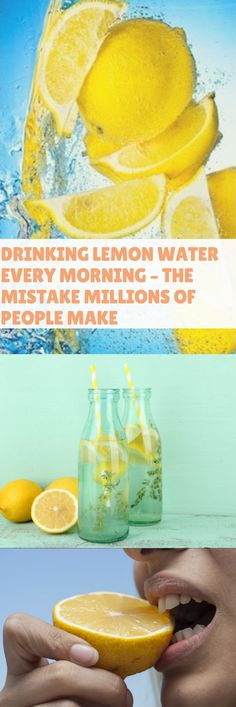 Drinking Lemon Water Every Morning – The Mistake Millions of People Make – Everyday Health Tips Health And Beauty, Health And Wellness, Health Tips, Health Fitness, Gut Health, Wellness Tips, Mental Health, Health Care, Ayurveda