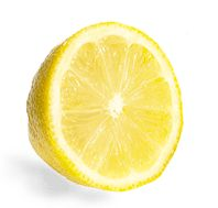Feeling Blue? Sniff a Lemon. The aroma help boost serotonin, a feel-good hormone, and reduce levels of norepinephrine, a stress hormone. #Depression