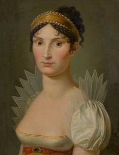 1800s - Elisa Bonaparte by ?