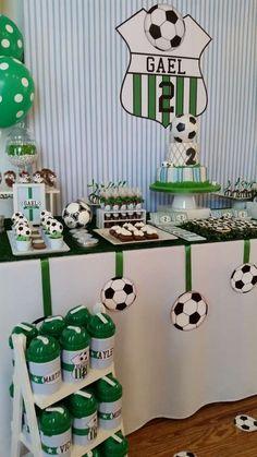 Football Birthday Party Ideas | Photo 6 of 8