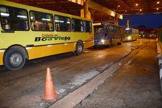 Prefeitura de Boa Vista terminal José Campanha Wanderley já voltou a funcionar #pmbv #prefeituraboavista #boavista #obras #roraima