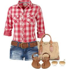Nice outfit for summer