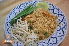 Thai-Style Fried Noodles, 'Pad Thai' - Pad Thai