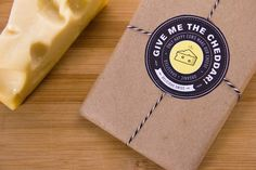 Give Me The Cheddar! (Student Project) on Packaging of the World - Creative Package Design Gallery