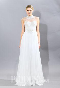 Brides: Mira Zwillinger Wedding Dresses   Fall 2015   Bridal Runway Shows   Brides.com | Wedding Dresses Style