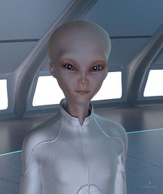 Aliens Und Ufos, Les Aliens, Ancient Aliens, Aliens History, Alien Creatures, Fantasy Creatures, Alien Photos, Grey Alien, Alien Character