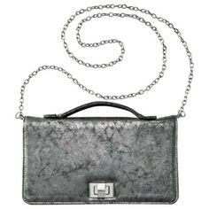 Target Limited Edition Clutch with Removable Strap - Gray