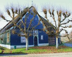 Old Farm Houses, Windmill, Country Living, Old World, Netherlands, Holland, Amsterdam, Dutch, Old Things