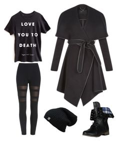 """""""outfit #036"""" by ishtori-ls on Polyvore featuring BCBGeneration"""