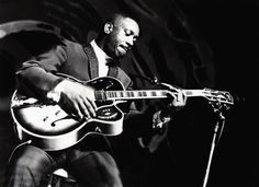 Wes Montgomery - guitar wizard and a big influence on so many who came after