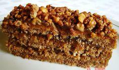 Tortaimádó: Papa kedvence (Pehelytorta) Banana Bread, Food, Cakes, Image, Cake Makers, Essen, Kuchen, Cake, Meals