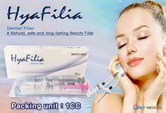 Only Medical 온리메디칼: Only Medical - Korea dermal filler, Hyafilia