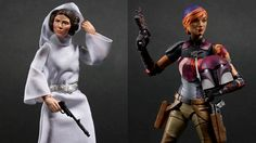Hasbro's New Star Wars Toys Feature Some Amazing Female Heroes