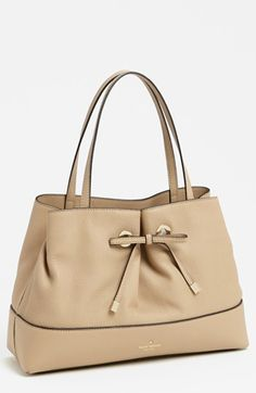 kate spade new york 'west valley - maryanne' leather shopper