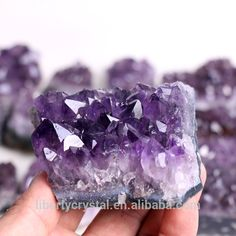 Wholesale Natural Amethyst Geode Crystal Quartz Amethyst Cluster Specimen for sale